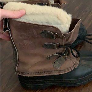 sorel bighorn boots